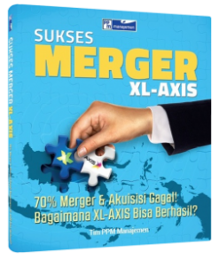 Sukses Merger XL-AXIS