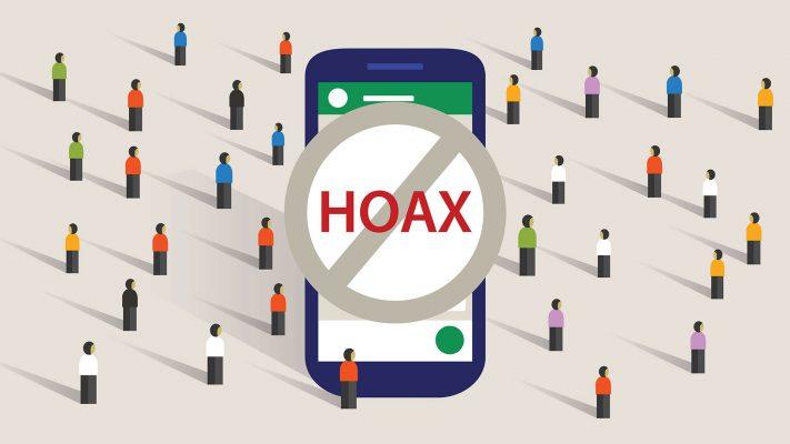 Hoax, Panutan, dan Rumor