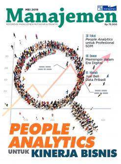 Majalah Manajemen Edisi MEI 2019