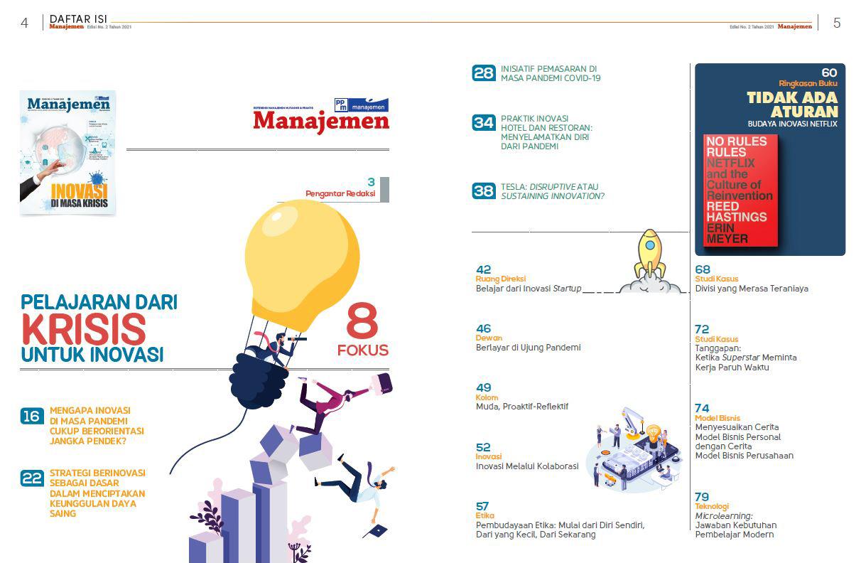 Menyelaraskan Inovasi Taktis dan Strategis