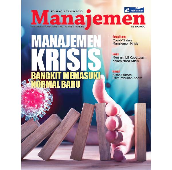 Majalah Manajemen April 2020